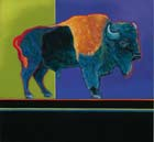 Homage To A Buffalo
