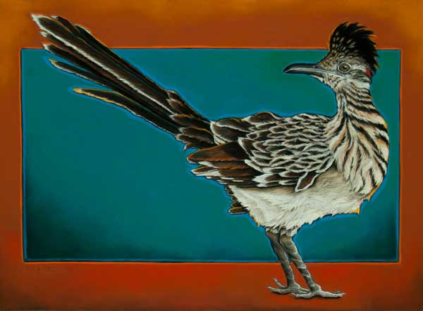 Still Life of a Roadrunner